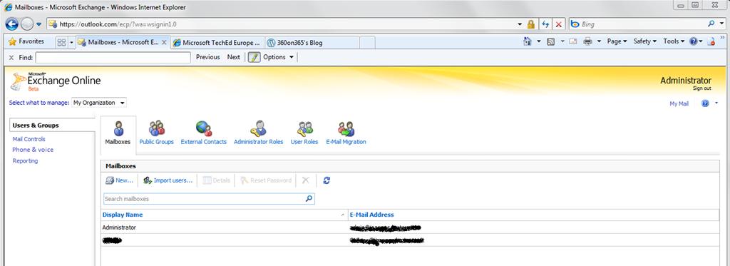 Office 365 exchange online console - Office 365 exchange online ...